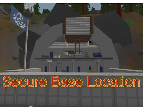 Unturned Germany Super Secure Coalition Base Location YouTube - Berlin map unturned