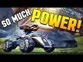 Switchblade -  SO MUCH POWER! HIGH OCTANE FREE-TO-PLAY ACTION! - Switchblade Gameplay