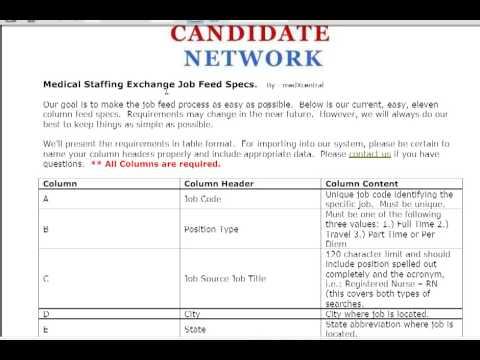 Free Medical Job Posting Site MPOPS Staffing Exchange