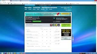 Обзор LiveSurf RedSurf ProstoSurf WebSurf Раскрутка сайтов, видео YouTube