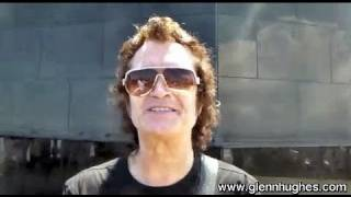 Message from Glenn Hughes - December 2010