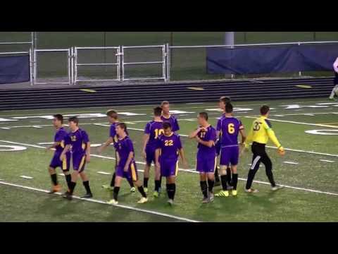 Maumee High School Boys Varsity Soccer VS Napolean
