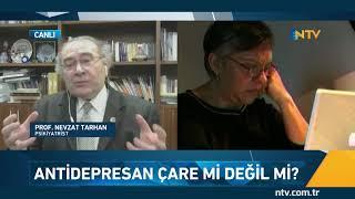 Antidepresan çare mi değil mi? (Prof.Dr.Canan Karatay yeni bir tartışma başlattı)
