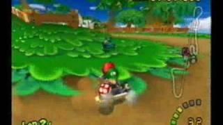 Mario Kart Double Dash - DK Mountain - World Record