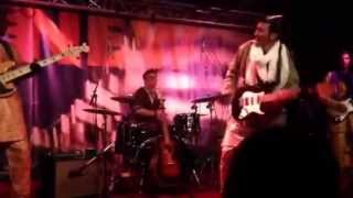 "Bombino ""Tar hani"" live@New Morning/Paris Sept.25th 2014"