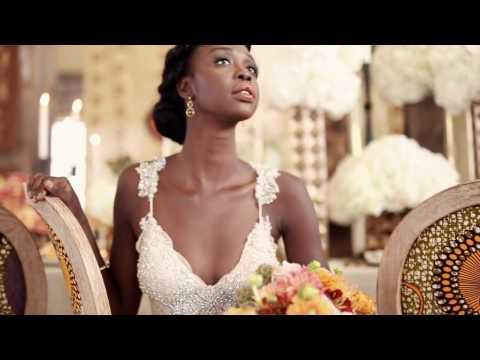 African Safari wedding - (Beauty of Batik)