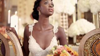 African Safari wedding - (Beauty of Batik)