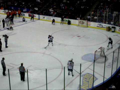 ECHL All Star Skills comp. Jan 19th  2010