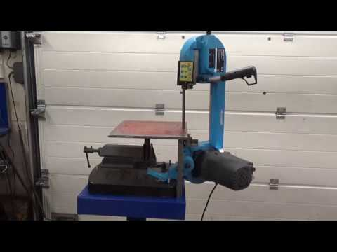 Horizontal/Vertical Metal Band Saw