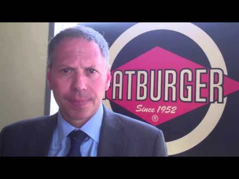 ANDY WIEDERHORN, Fatburger's Global CEO speaks to WILLIAM FARIA