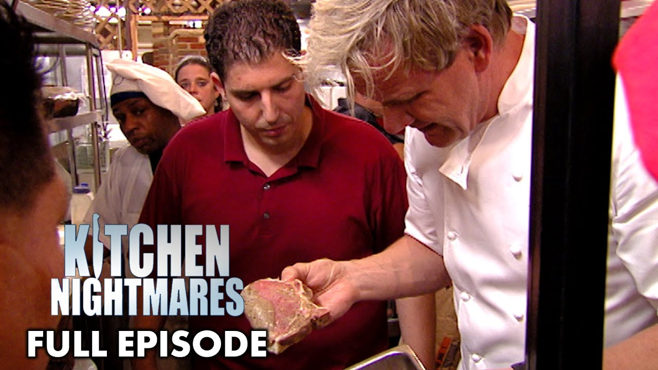 Gordon Ramsay DISGUSTED By Fridge | Kitchen Nightmares FULL EPISODE