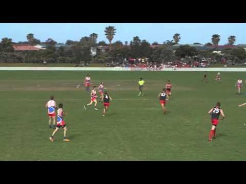 2015 1ST GRADE AFL South Coast Grand Final - Wollongong Lions AFC vs Bulldogs AFC