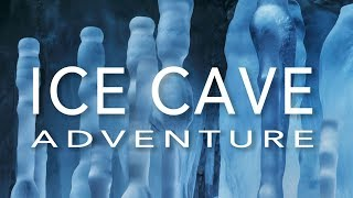 COLD temps and ICE CAVES
