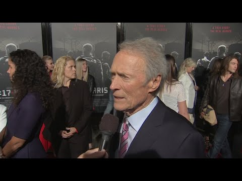 Eastwood casts real-life heroes