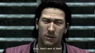 1 Yakuza: Dead Souls Hard HD Walkthrough (Part 1 Chapter 1 Outbreak - 1/3)