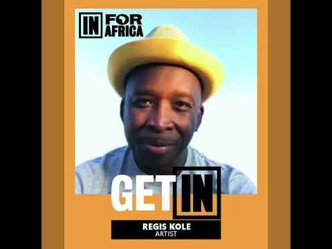 L'artiste REGIS KOLE a un message important pour vous. Soyons responsables, soyons #INFORAFRICA