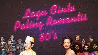 Lagu Cinta Paling Romantis 80an - Alleycats, Sudirman, Kembara, Headwind, Sheila Majid, Roy & Fran