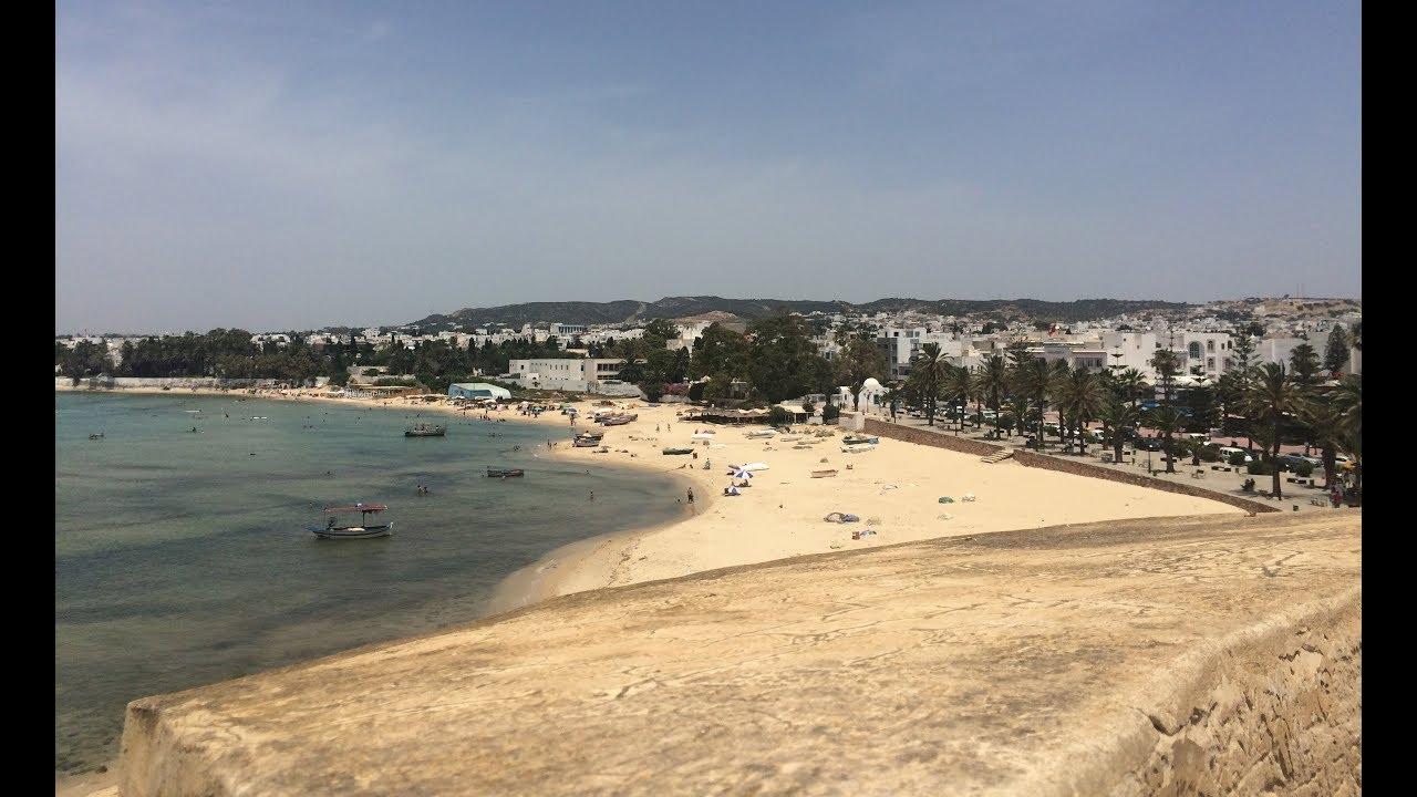 Панорама міста Хаммамет (Туніс)
