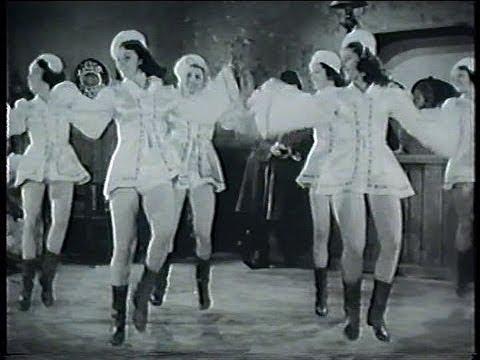 1946 soundies: Sombrerita Mia & Russian Revels