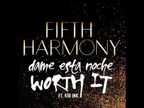 Fifth Harmony - Worth It Spanglish Version