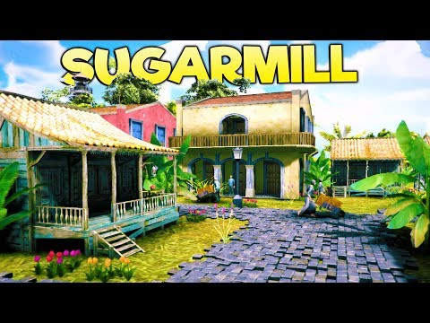 EVADING PIRATES AND BUILDING A CARIBBEAN PARADISE! Tropical Banished? - SugarMill Gameplay
