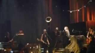 Circus-Souvenir live@Cirque Royal 09-10-2013