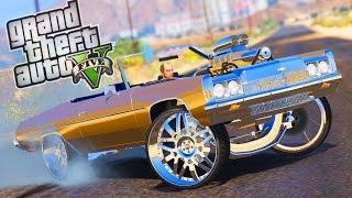Donk Drag Racing! - GTA 5 Street Outlawz LS - Day 28