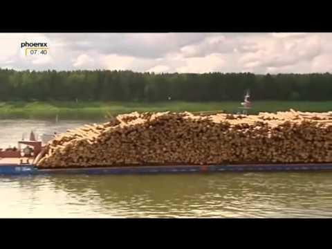 fluss in sibirien