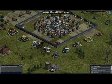 War Commander Preview - OPERATION DEAD UPRISING Crusader Testing RD1