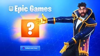 COMMENT GET A FREE ITEM IN FORTNITE! «Claim Now»