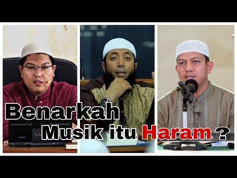 Benarkah Musik itu Haram?