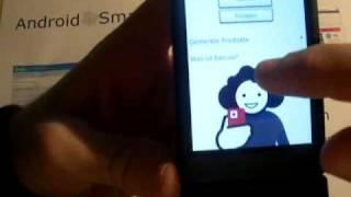 T-Mobile G1: Android Market Installation am Beispiel von Barcoo