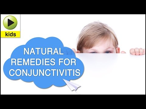 kids-health:-conjunctivitis---natural-home-remedies-for-conjunctivits