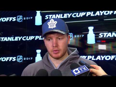 Maple Leafs Post-Game: Frederik Andersen - April 23, 2017