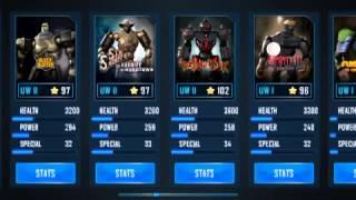 Real Steel WRB Atom vs Zeus (PRO Mode) (UW-I vs WRB-II)