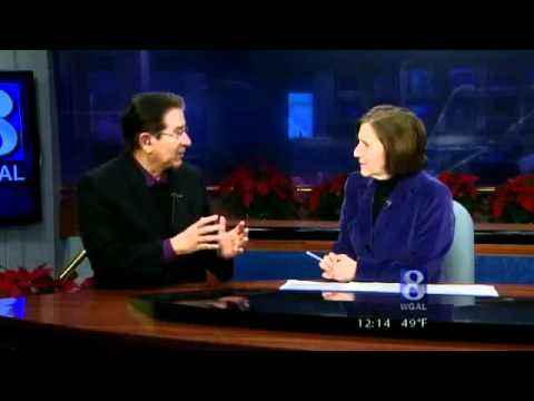 Analyst Dr. Terry Madonna Looks At Pa. Redistricting.mp4