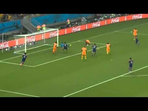 Côte d'Ivoire vs Japan 2:1 CZ World Cup 2014