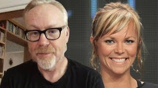 Mythbuster's Adam Savage Reflects On Jessi Combs' Life And Legacy  Exclusive