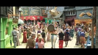 Астерикс и Обеликс в Британии - Трейлер (дуб) 1080p