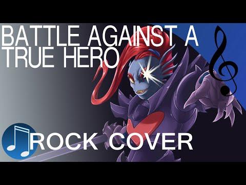 Battle Against a True Hero - MandoPony Rock Cover [UNDERTALE]