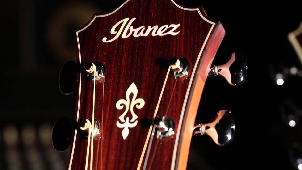 ibanez new acoustic electric guitar ae series ã ã ã ã ã ã ºã