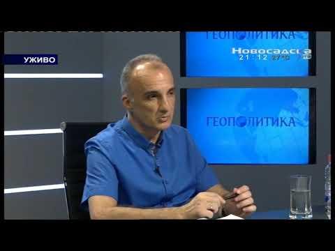 Geopolitika 23 avgust gost Zoran Buljugić