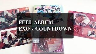 Exo songs - full album countdown