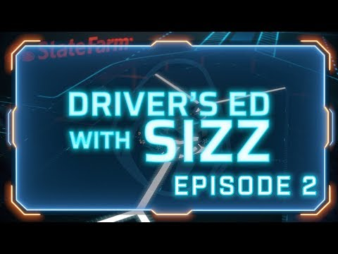 Driver's Ed with Sizz   Episode 2   Presented by State Farm Insurance