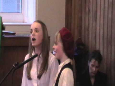 A.J. Baker-Foster singing Pie Jesu
