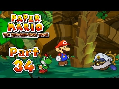 Paper Mario: The Thousand-Year Door - Part 34: Bobbery's Last Request!