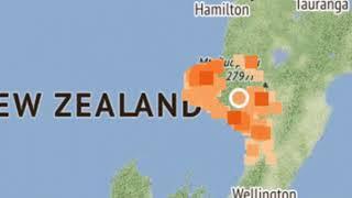 New Zealand 8 mag earthquake causing TSUNAMI AUSTRALIA