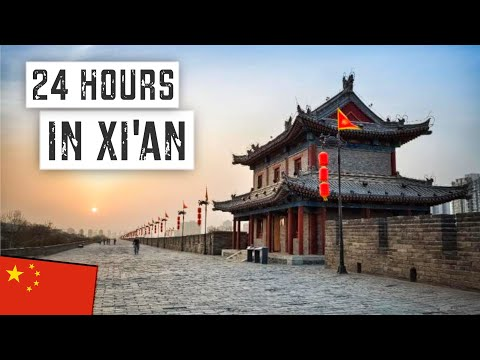24 HOURS in XIAN: Things to Do Beyond the Terracotta Warriors   China Travel Guide