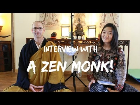 Zen for the Everyday - Interview with American Zen Monk Daishin Eric McCabe