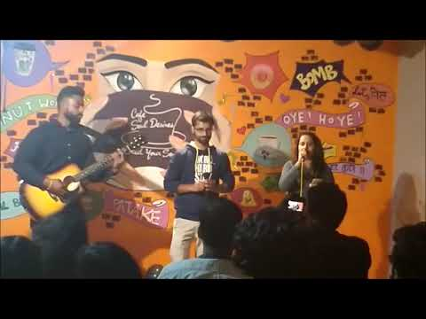 Live Performance By Dhvani-The 8th Note  | Cafe Soul Desires| Robin Singh | Isha Verma | Viney Sidhu